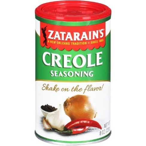 Zatarain's Creole Seasoning 8oz - image 1 of 3