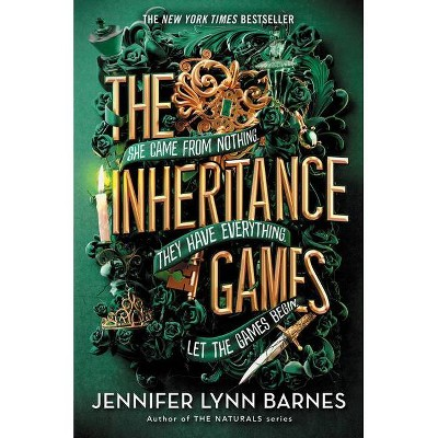 Inheritance Games - by Jennifer Lynn Barnes (Hardcover)