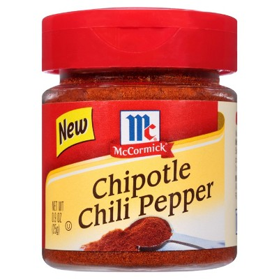 McCormick Chipotle Chili Pepper - 0.9 oz