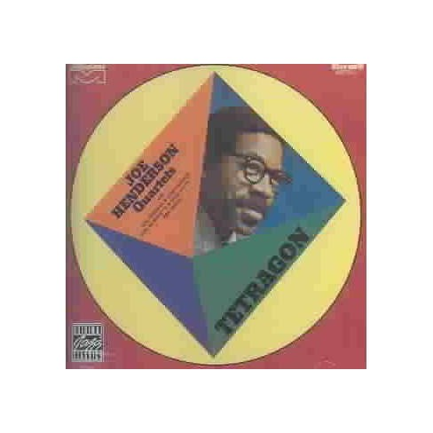 Joe Henderson - Tetragon (CD) - image 1 of 1