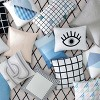 """Now House by Jonathan Adler Matteo 18""""x18"""" Throw Pillow - image 4 of 4"""