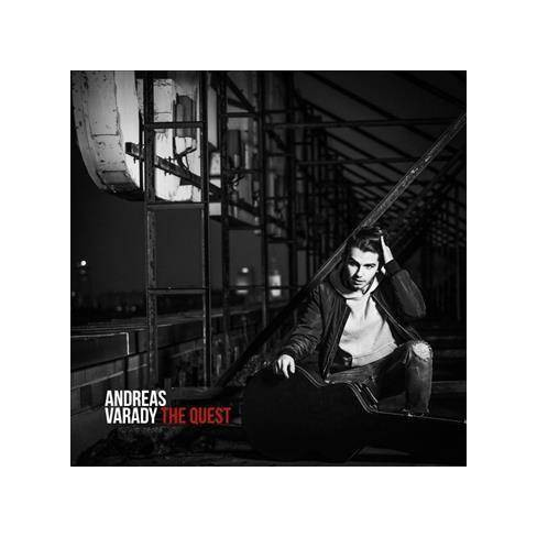 Andreas Varady - Quest (CD) - image 1 of 1