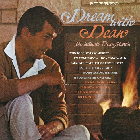 Dean martin - Dream with dean (Vinyl) - image 1 of 1