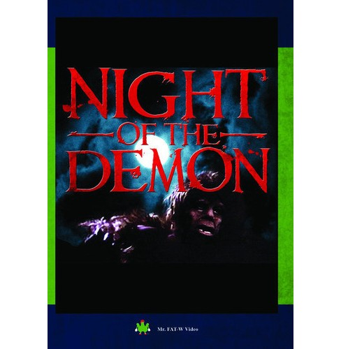 Night of the demon (DVD) - image 1 of 1