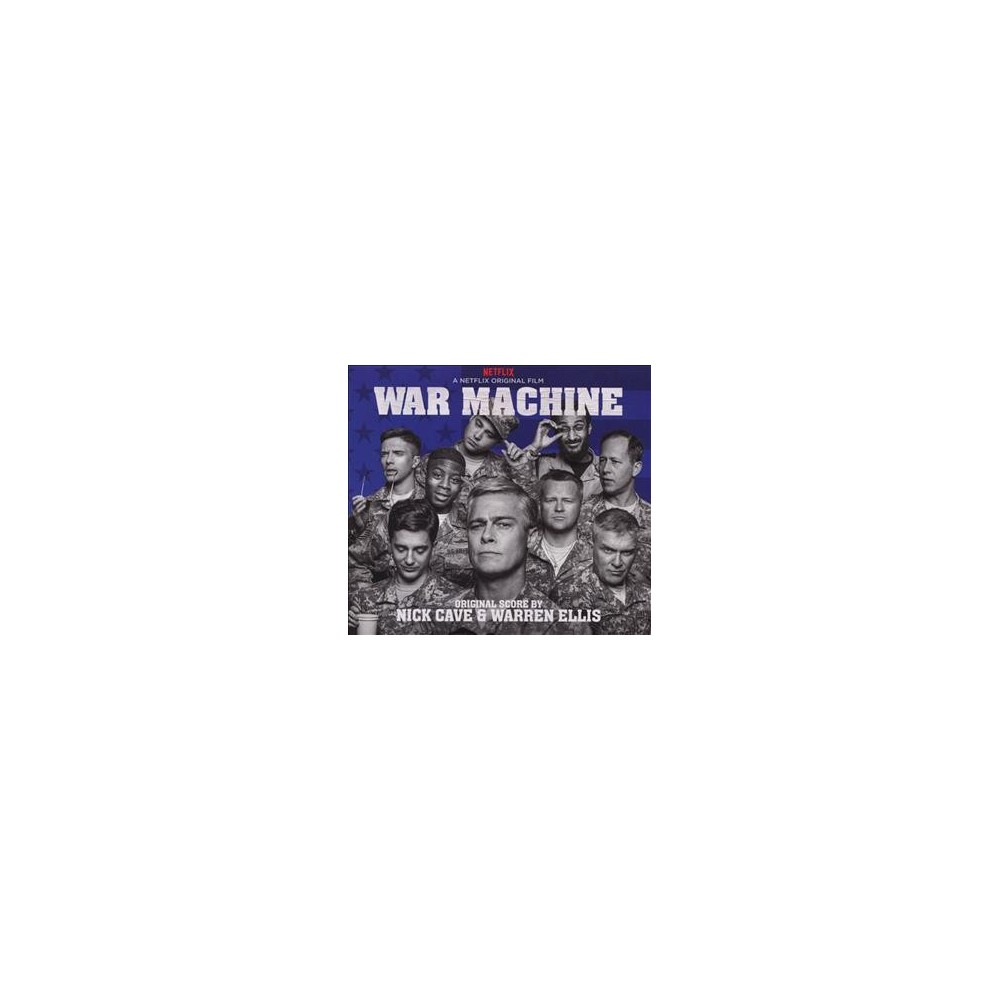 Nick Cave - War Machine (Ost) (CD)