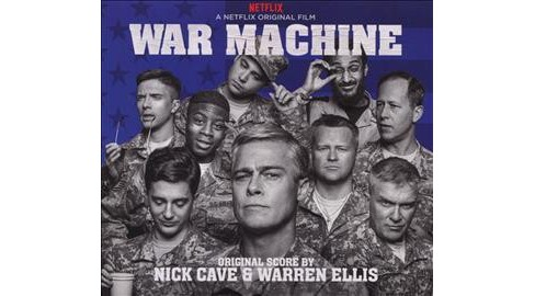 Nick Cave - War Machine (Ost) (CD) - image 1 of 1