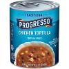 Progresso Traditional Tortilla Y Pollo Chicken Tortilla Soup - 18.5oz - image 2 of 3