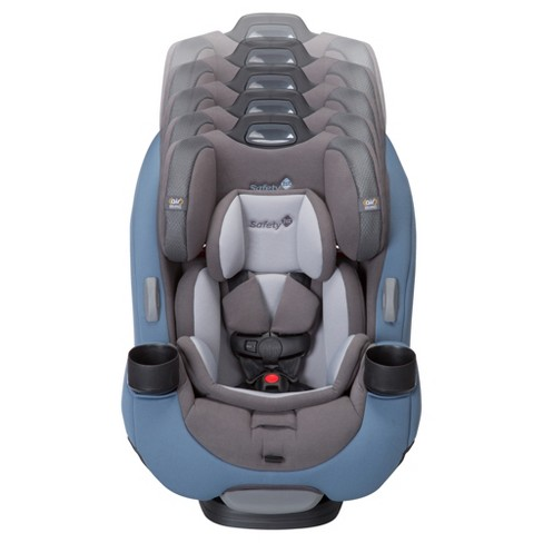 Grow And Go Ex Air 3 In 1 Convertible Car Seat Moonlit Path All Safety 1st