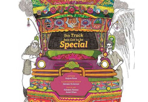 This Truck Has Got to Be Special (Hardcover) (Anjum Rana) - image 1 of 1