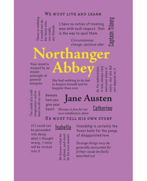Northanger Abbey (Paperback) (Jane Austen) - image 1 of 1
