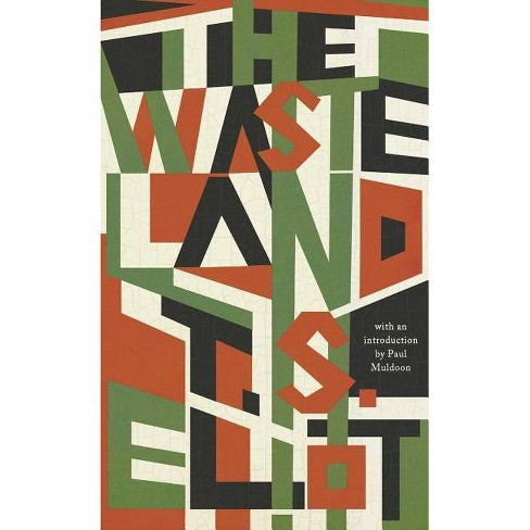 The Waste Land - (Liveright Classics) by  T S Eliot (Hardcover) - image 1 of 1