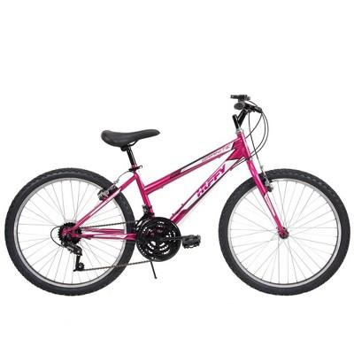 "Huffy Women's Granite 24"" Mountain Bike - Orchid"