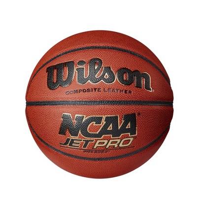 """Wilson NCAA 27.5"""" Jet Pro Basketball - Orange"""