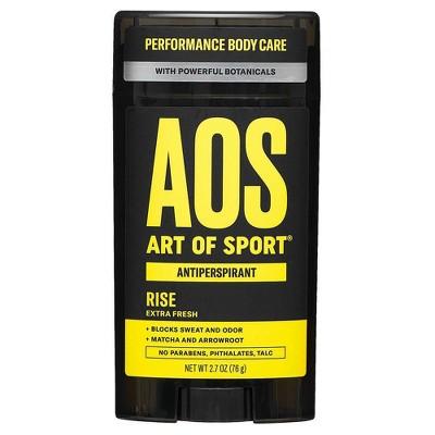 Art of Sport Rise Men's Antiperspirant & Deodorant - 2.7oz