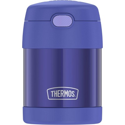 Thermos 10oz FUNtainer Food Jar with Spoon - Purple