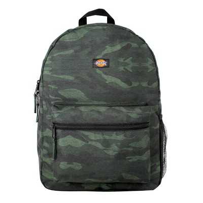 """Dickies 17"""" Student Backpack - Heather Camo"""