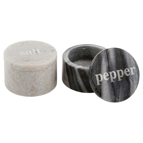 Thirstystone Marble Salt and Pepper Pinch Set - image 1 of 1