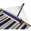 12 Foot Fabric Hammock with Steel Frame and Matching Pillow - image 2 of 4