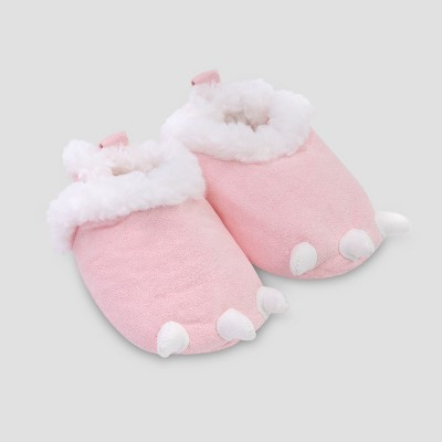Baby Girls' Claw Slipper - Just One You® made by carter's Pink 0-3M