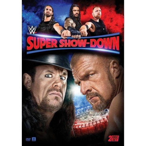 WWE: Super Show-Down 2018 (DVD) - image 1 of 1