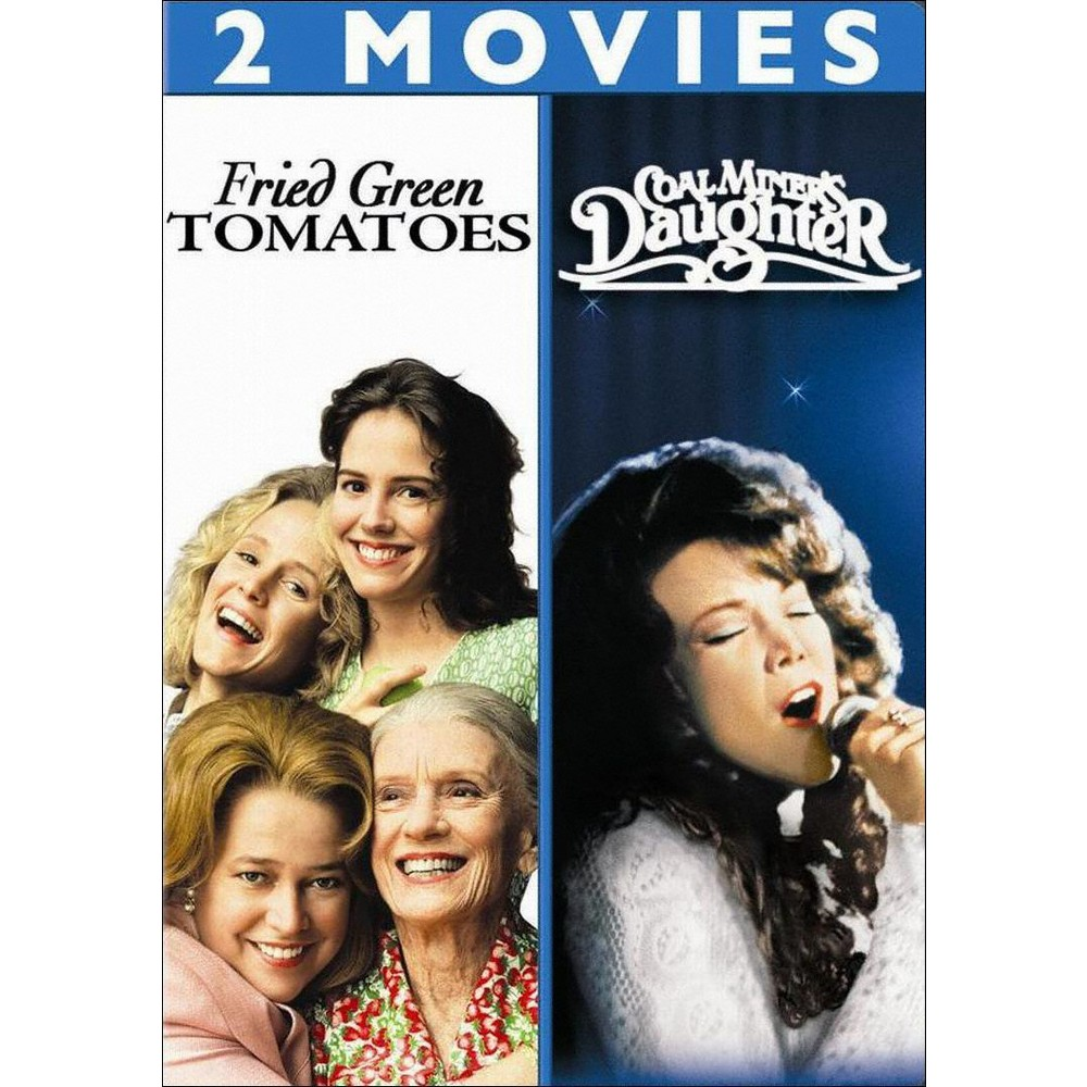 Fried Green Tomatoes/Coal Miner's Daughter (2 Discs) (dvd_video)