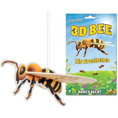 Accoutrements 3D Honey Bee Air Freshener | Honey Scent