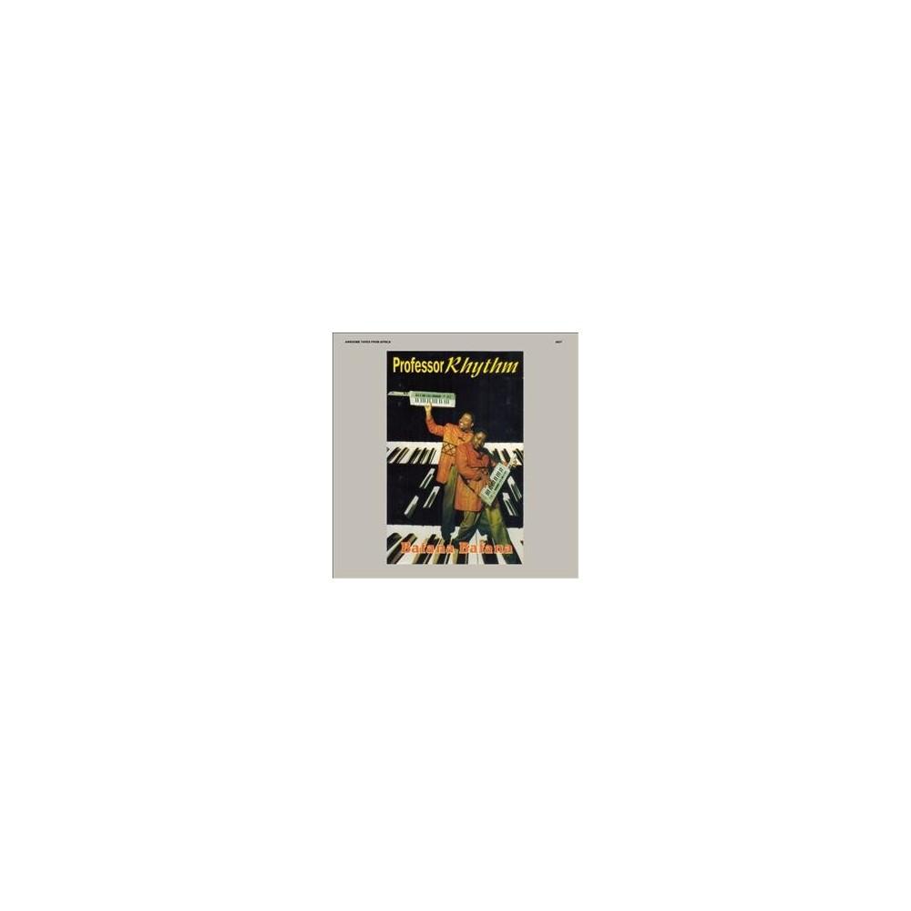Professor Rhythm - Bafana Bafana (CD)