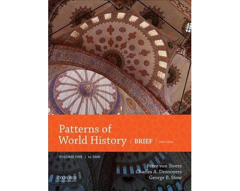 Patterns of World History : To 1600 -  (Paperback) - image 1 of 1