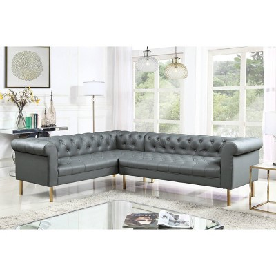 Julian Left Facing Sectional Sofa - Chic Home Design