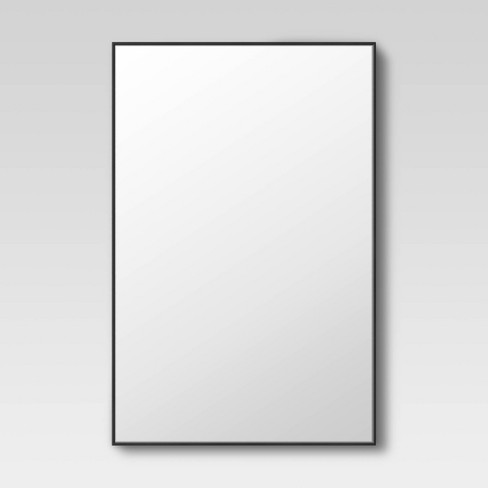 """18""""x28"""" Narrow Profile Wall Mirror - Project 62™ - image 1 of 4"""