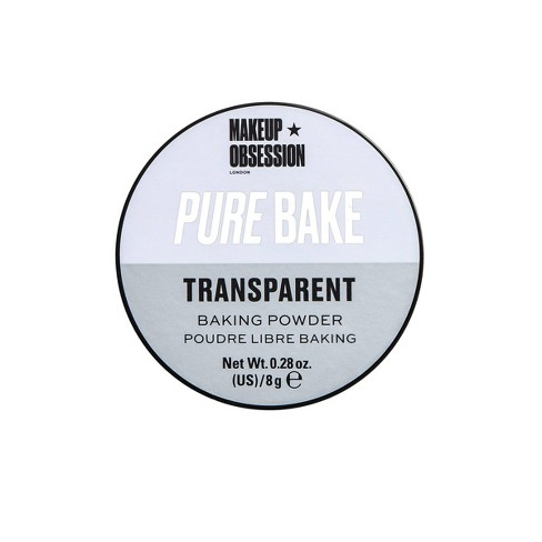 Makeup Obsession Pure Bake Baking Powder - 0.28oz - image 1 of 2