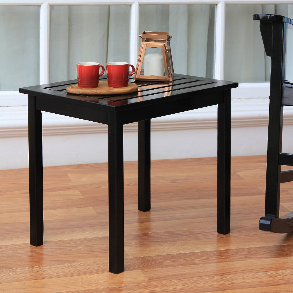 Alston Wood Porch Side Table Cambridge Casual