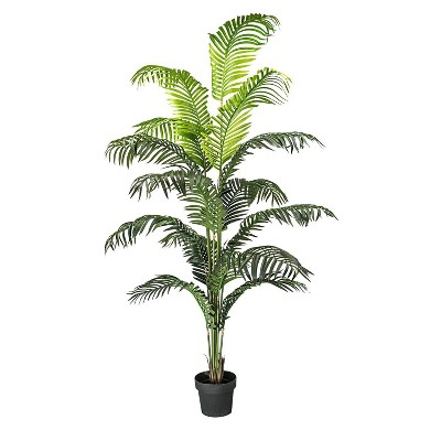 """72"""" Artificial Palm Tree in Pot - LCG Florals"""