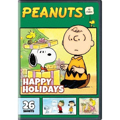 Peanuts by Schulz: Happy Holidays (DVD)(2019)