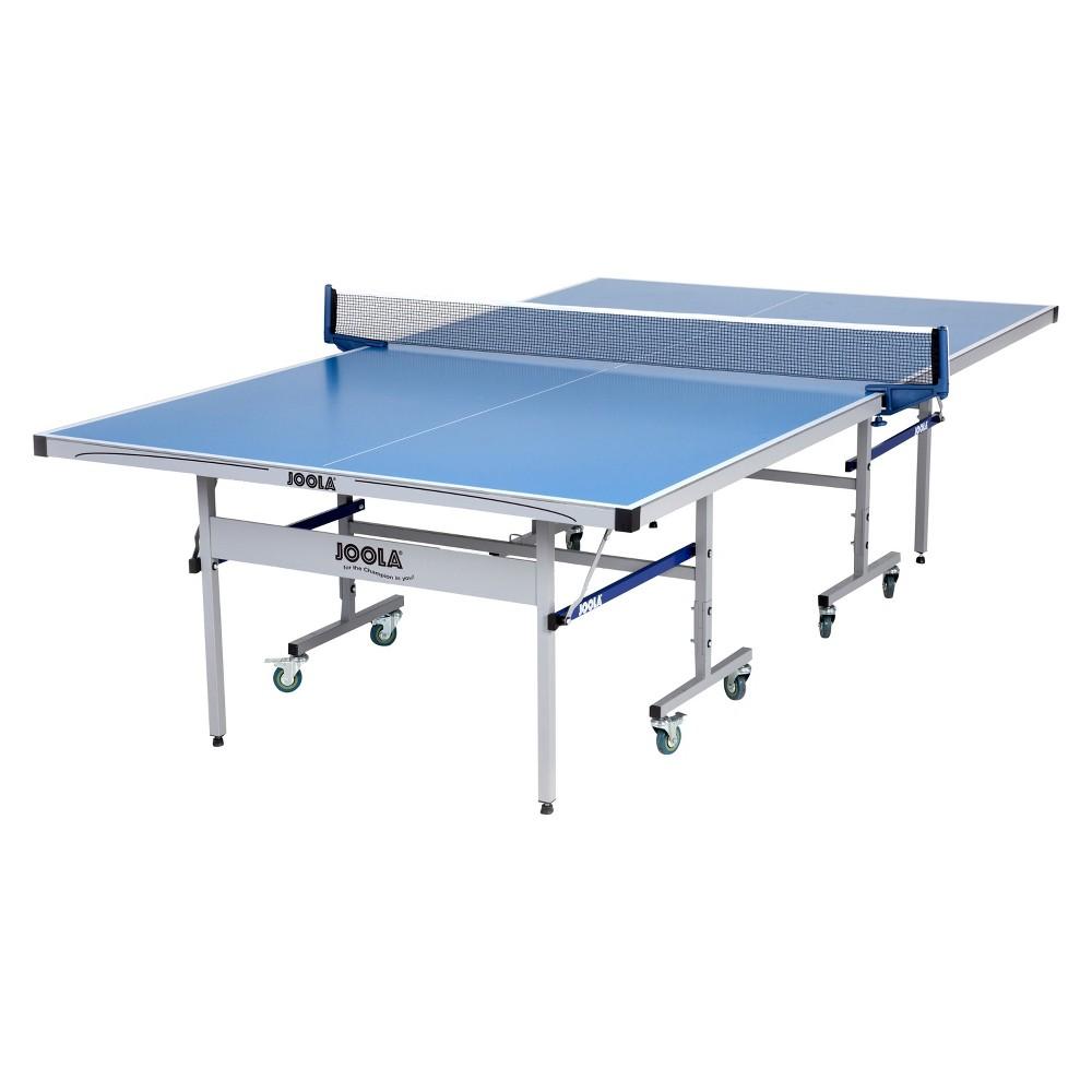 Joola Pro-Elite Indoor/Outdoor Table Tennis Table with Weatherproof Net Set