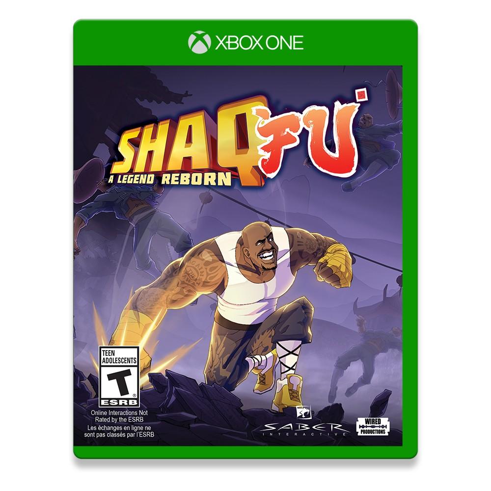 Shaq Fu: A Legend Reborn - Xbox One