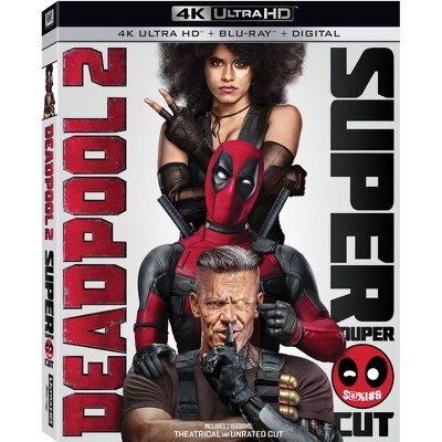 Deadpool 2 (4K/UHD)