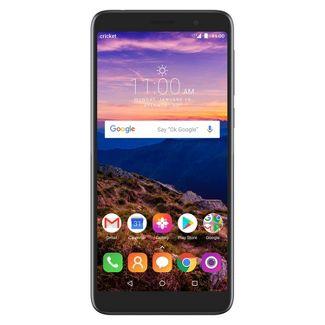 Cricket Prepaid Alcatel Onyx (32GB) - Black