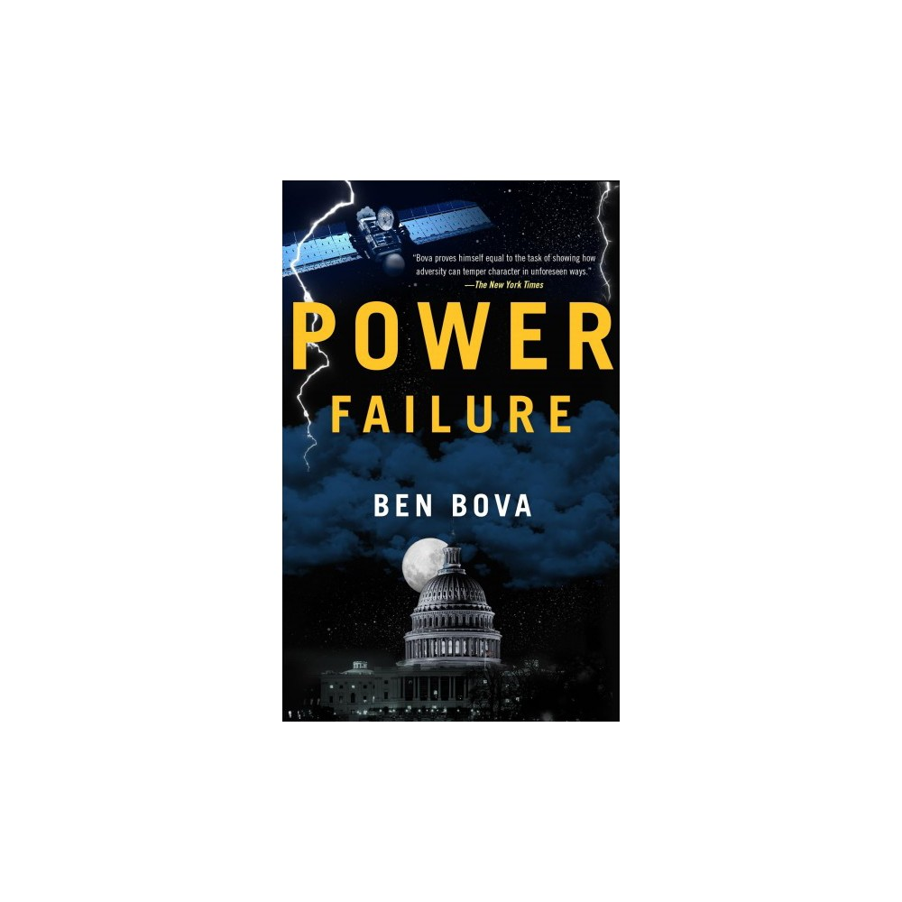 Power Failure - by Ben Bova (Hardcover)