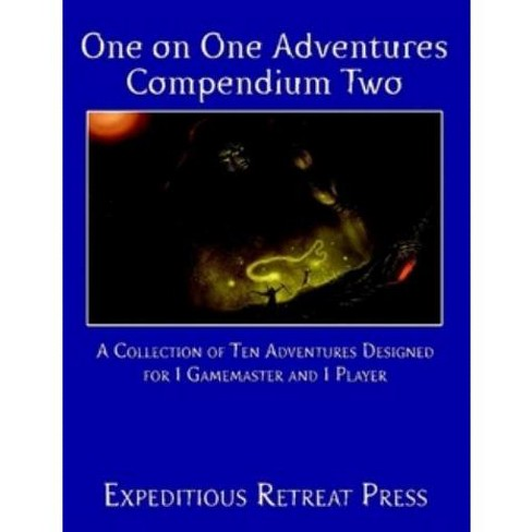 One on One Adventures Compendium Two Softcover - image 1 of 1