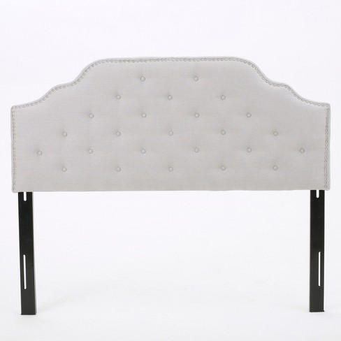 Silas Studded Headboard Full/Queen - Christopher Knight Home - image 1 of 5