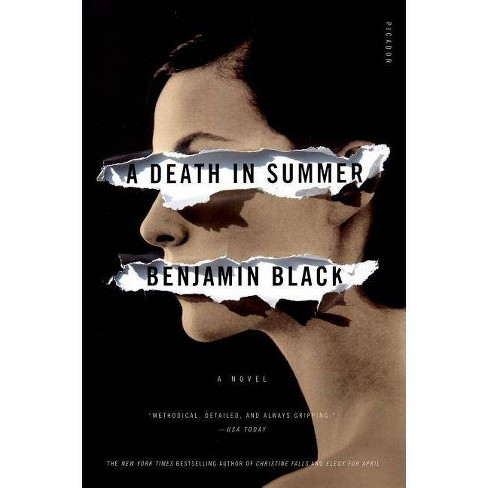 A Death in Summer - (Quirke) by  Benjamin Black (Paperback) - image 1 of 1