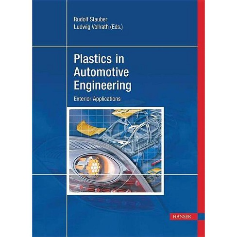 Plastics in Automotive Engineering - by  Rudolph Stauber (Hardcover) - image 1 of 1