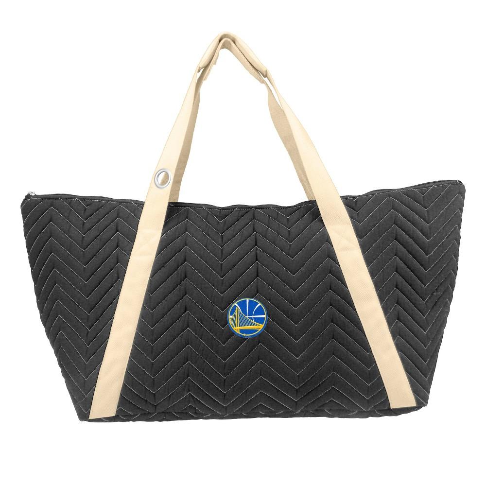 NBA Golden State Warriors Chev Stitch Weekender Bag