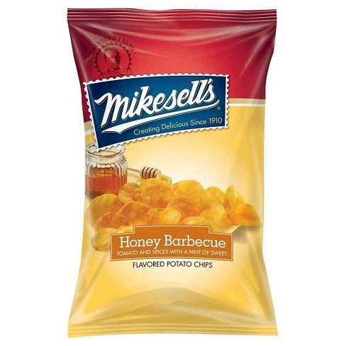 Mikesell's® Honey Barbecue Potato Chips - image 1 of 1