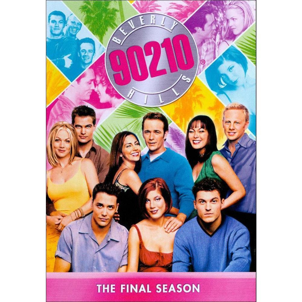 Beverly Hills 90210: The Final Season [6 Discs]