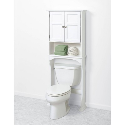 Collette Space Saver Étagère White - Zenna Home