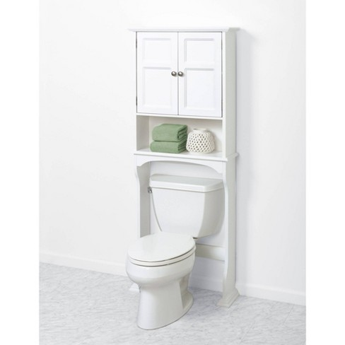 Collette Space Saver tagère White - Zenna Home - image 1 of 3