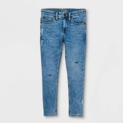 Boys' Super Stretch Super Skinny Fit Jeans - art class™