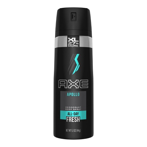 AXE Apollo All-Day Fresh Deodorant Body Spray - 5.1oz - image 1 of 3